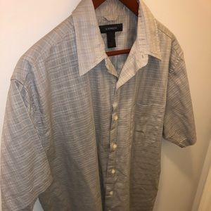 Express Button Up - Short Sleeve